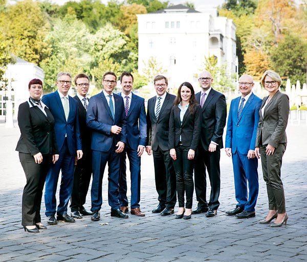 Habbel, Pohlig & Partner – Team